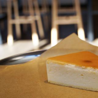 チーズガーデン五峰館 - 料理写真:御用邸チーズケーキ
