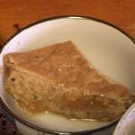 ししまる食堂 - かぼちゃのサラダ + ししまるおあげ + にんじんしりしり