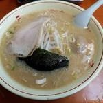 ホープ軒本舗 - 中華そば+味玉