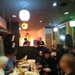東京MEAT酒場 - 2階テーブル席