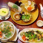 ニャーヴェトナム - ニャーベトナム日比谷店限定セット2330円