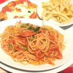 ナポリの下町食堂 -