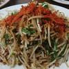 人生餃子 - 料理写真:皿台湾らーめん 650円 麺野菜大盛 +270円ちょい辛口 にんにく多目 +50円