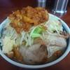 ラーメン二郎 - 料理写真:ぶた小ラーメン 800円  麺の量は小で300グラムとのこと。