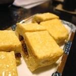 玉ゐ - 穴子巻き玉子