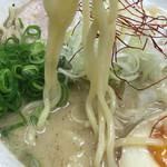58800876 - 恒例 麺AGE☆ 醤油ラーメン 中盛