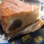 仏蘭西焼菓子調進所 足立音衛門 - マローネ栗チーズケーキ