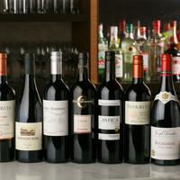 ワインオーダーバイキング+飲み放題が45分900円~無制限