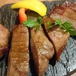 福島にし屋 - 極熟成厚切り牛タン焼のあっぷ♪