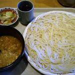 58821953 - 稲庭うどん 七蔵特製スープつけ麺