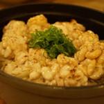 ラピヨッシュ - 白子と白菜のブレゼ(2400円)