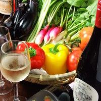 奥の掌 - 無農薬・減農薬のお野菜。旬の食材を使ったサラダやピザをお楽しみください♪