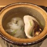 58847153 - 2016/10_信州の松茸と淡路の鱧の土瓶蒸し