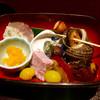 日本橋逢坂 - 料理写真:肴:色々と・・・(通称玉手箱)