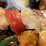 かねとも寿し - 最特上寿司