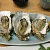漣 - 料理写真:焼き牡蠣