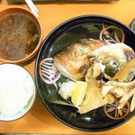 亀八寿し - 焼き魚定食¥700(税込)