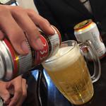 ベトナム酒場 ビアホイ - ベトナムビール、333(バーバーバー)