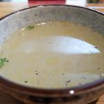 まぜそば 凜々亭 - スープ