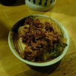 大阪屋 - 肉豆腐