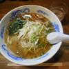 麺屋亥龍 - 料理写真:魚塩らーめん ¥750-