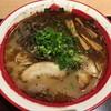 那の福 - 料理写真:黒とんこつラーメン