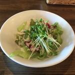 オステリア オカベ - 料理写真:サラダ