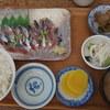 のんのん - 料理写真:(2016/09/21)サンマ刺身定食