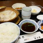 新三浦 - 1950円の定食セット