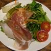 オギクボ ミオピッツァ - 料理写真:毎回変わるサラダ