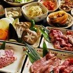 イベリコ豚おんどる焼 裏渋屋 - イベリコ豚のコース料理をお手頃価格で…