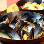 ジュリアーノ - ムール貝のバターガーリック