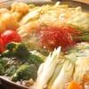げんき食堂 WAKU家 - 料理写真:名物!「カレーもつ鍋」