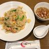 石川 - 料理写真:フレッシュ蟹とレタスのチャーハン 税込1,200円