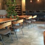 CAFE the CORNER - 店内