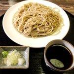 蕎麦処 よし竹 - 料理写真:せいろ!(2016,11/10)