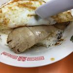 白龍 - 料理写真:めくって見ました