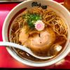 総大醤 - 料理写真:黒大醤¥700 王道の醤油ラーメンといったビジュアルですね(^o^)