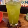 立ち飲み 呑 - ドリンク写真:緑茶割り