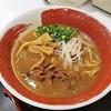 徳島ラーメン麺王 - 料理写真:正面の図徳島ラーメン麺王600円