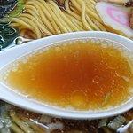 昭和歌謡ショー - 昭和歌謡ショー @庚申塚 中華そば  「博多のあん」様 リスペクト画像 大山鶏などを使う拘りの無化調スープは優しい味ですが・・・