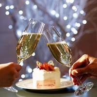 楽しいデートのひと時を締めくくるディナーに最適