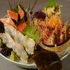 はまなす亭 - 料理写真:冬の旬のお刺身盛り合わせ2,300円
