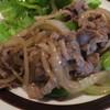 しがらき - 料理写真:焼肉定食