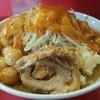 蒙麺 火の豚 - 料理写真:フュージョン野菜多め・ニンニク多め+火のうずら