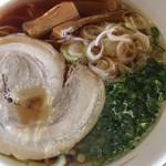 もりずみキッチン - 醤油らぁ麺