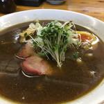 ヤマシロ - こちらはパンチのあるスープ