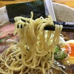 ヤマシロ - 自家製手もみ細麺