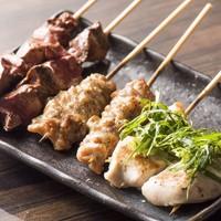 【こだわりの焼鳥】鳥取県産・大山鶏