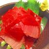 居酒場 大和 - 料理写真:マグロのそぎ落とし盛り